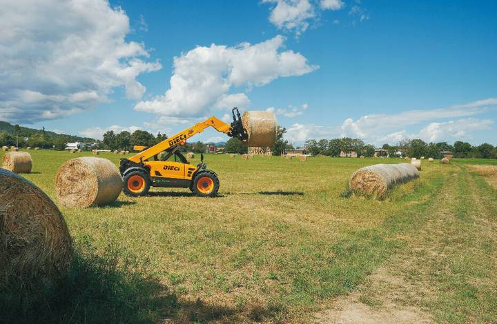 Dieci AGRI FARMER 30.7 - 2018