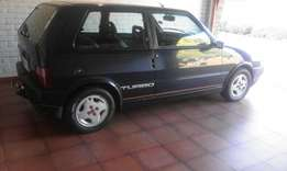 Fiat Uno turbo (collectors piece)
