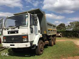 Almost New Ashok Leyland Tipper