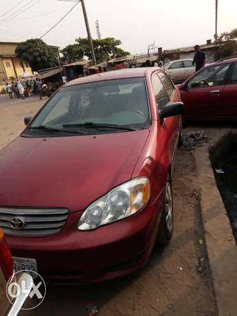 Foreign used Toyota corolla Mushin - image 2