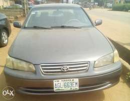 Clean Toyota Camry 2001 auto wt chilling a.c