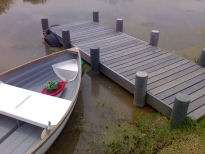 Plastic Decking