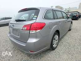 Subaru Legacy AERO Newshape KCN 2010 Gun Metal Colour On Offer