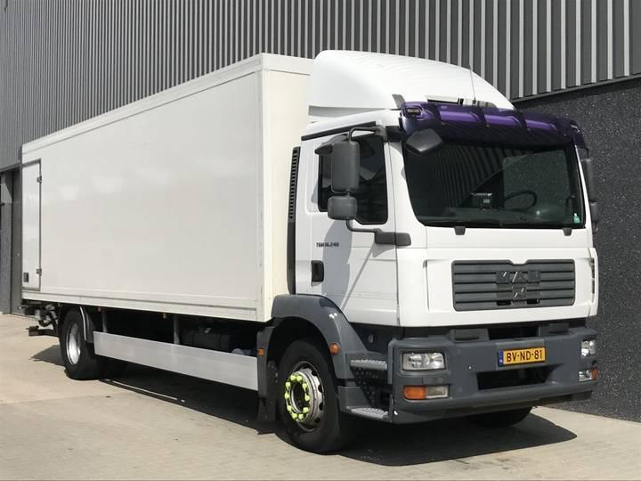 MAN TGM 18.240 Laadklep/LBW NL Truck Zijdeur - 2008