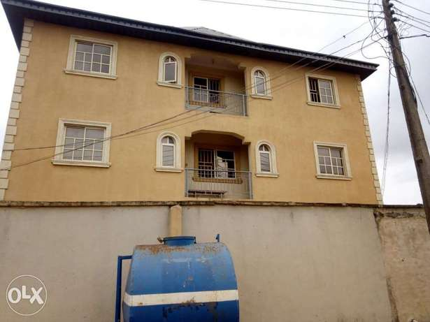 Three bedroom apartment at isheri/igando Alimosho - image 1