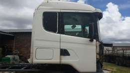 Scania 400hp 4x2 stripping for spares
