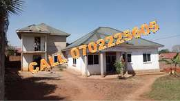 Exciting 6 bedroom bungalow for sale in Kiira-Kito at 250m