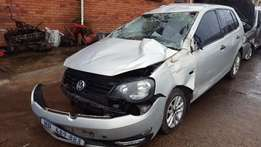 VW Polo Vivo 2011 1.6 ***Accident Damaged*** R 44 000.00 neg