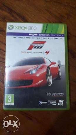Forza Motorsports4 for Xbox 360