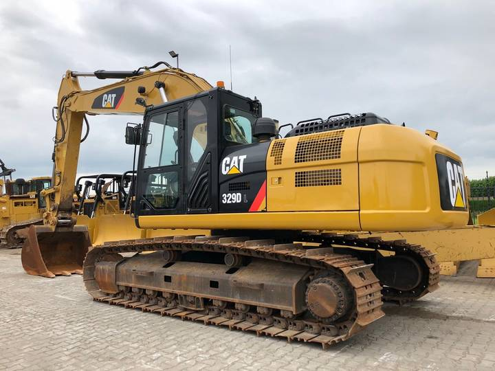 Caterpillar 329DL - 2015