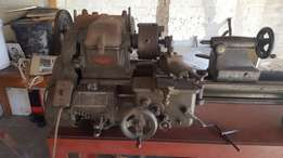 Metal lathe for sale