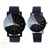 2in1 Couples watch