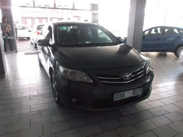 Pre Owned 2012 Toyota Corolla sprinter 1.6 Johannesburg - image 2