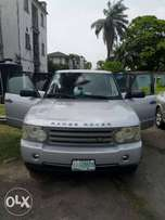 Nigeria used Range Rover SE 2006 model