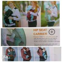Baby Carrier with Heap Seat on offer