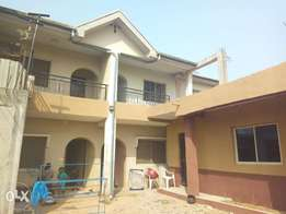 Brand new 3 bedroom flat N320000 and 2 bedroom flat N250000 at Igando