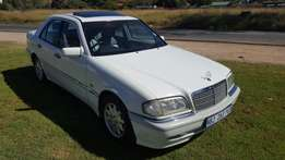 2000 Mercedes-Benz C 240 Elegance Auto for sale