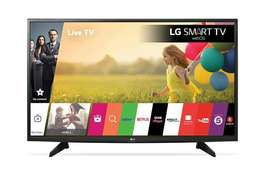"New Sealed L.G 32"" SMART T.V Model 32LH592U Pay on delivery or shop"