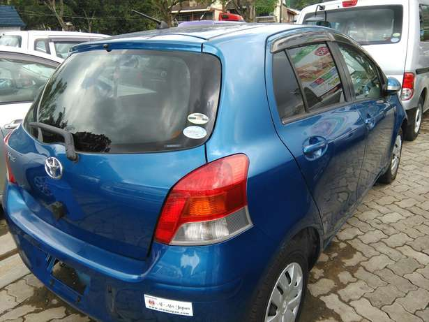 Blue 1300 cc KCH ,2009 model with dark interior. Lavington - image 2
