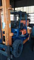 Toyota 5.0 Ton Petrol Forklift For Sale