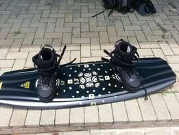 Wakeboard for sale.