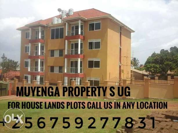 it's new apartment s for rent for house lands plots call us in any loc Kampala - image 1