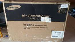 Samsung Window Type Air Conditioner