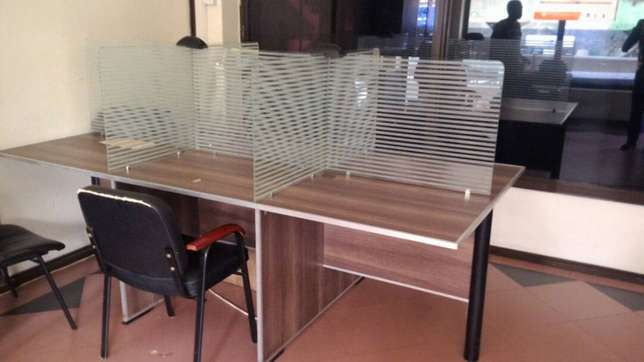 New work station and reception table Kampala - image 4