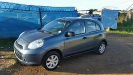 2011 Nissan Micra 1.1 ac ps R65000