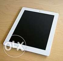 Neatly used IPad 4 WiFi with Pouch and Original charger