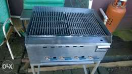 Anvil Stainless Steel 4 Burner Gas Grill for sale