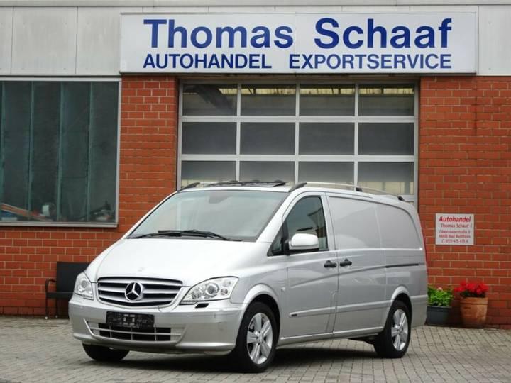 Mercedes-Benz Vito 113 Cdi 100Kw Ambition ISOLIERT Klima Euro5 - 2012