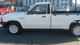 Ford courier single cab 1995 model