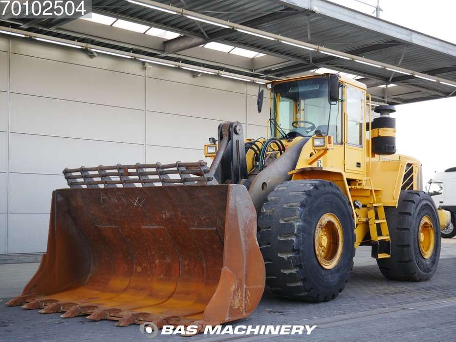 Volvo L180E Nice and clean condition - Good tyres - 2006
