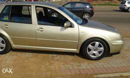 Clean start & go Golf 4 for sale