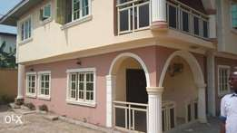 Newly Built 4bedroom Duplex at Oluyole Estate 1M