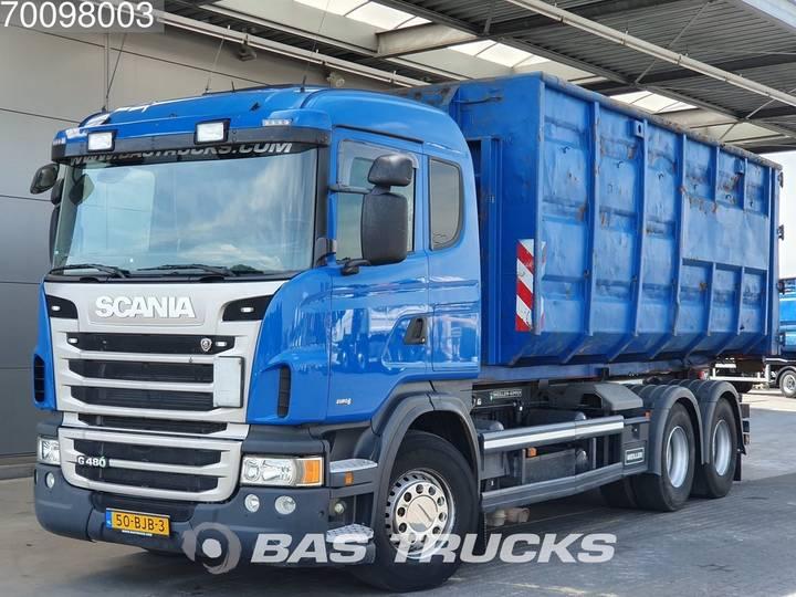 Scania G480 6X4 Euro 6 NL-Truck - 2012