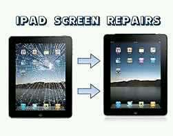 IPad cracked screens fixed R500