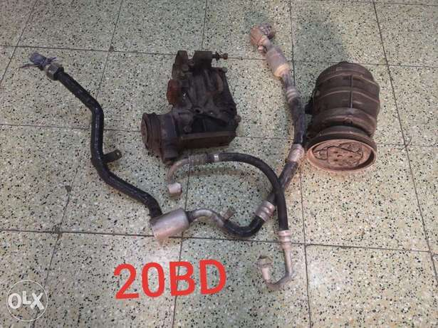 Compressor Piston type Nissan Sunny for 97,98,98 20BD