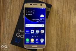 Samsung Galaxy s7 (Brand new box pack)