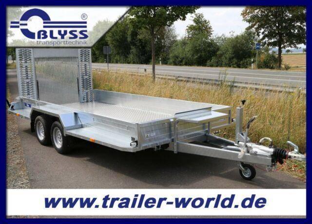 Saris Maschinentransporter Anhanger 406x182x30cm 3,5t