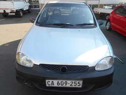 2004 Corsa Opel Lite 1.4 For R38,000