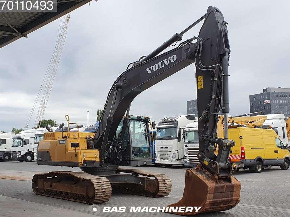 Volvo EC250 D L Form first owner - 2012 - image 3