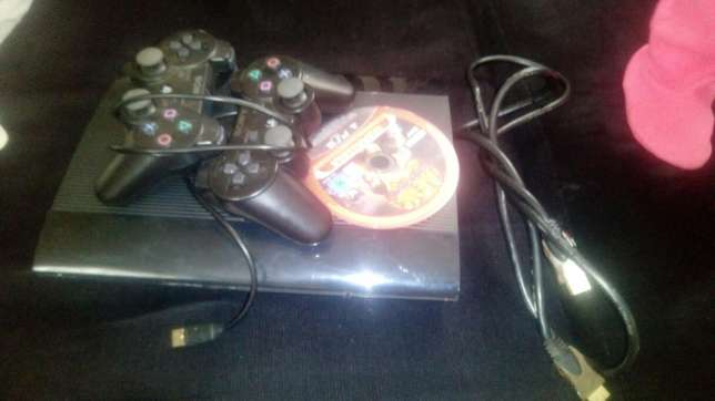 PS 3 video gaming console quick sale Nairobi CBD - image 3