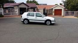 V w vr6 golf 2.8 Dohc 1997 year model manual Immaculate R36999