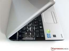 Toshiba satellite C55,with a free wireless mouse!