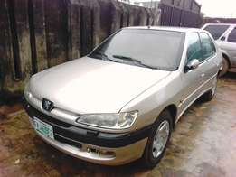 peugoet 306 with ac and all working buy and drive