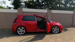 Golf six rline range rimz