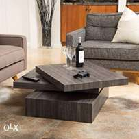 modern coffee tables made on order only