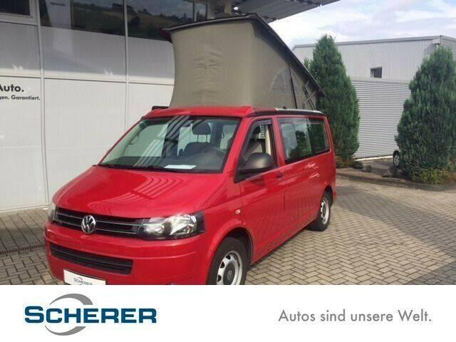Volkswagen T5 California 2.0 TDI Beach KLIMAu002FSTANDHZGu002FMARKI - 2011